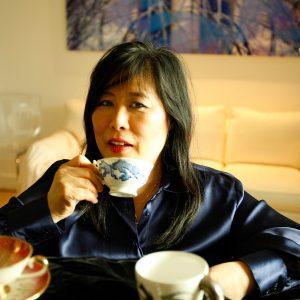 Portrait of Carol Mark