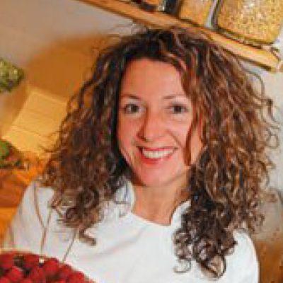 Portrait of Claudia Gaviria of CRUDA Cafe