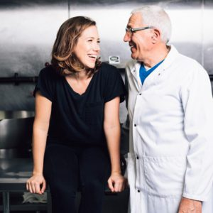 Portrait of Melanie and Frank Bozzo of PlantYYZ