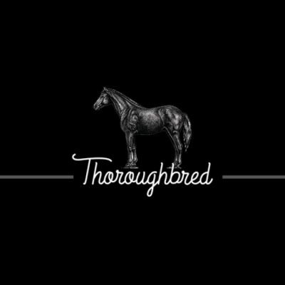 Thoroughbred Food and Drink Logo