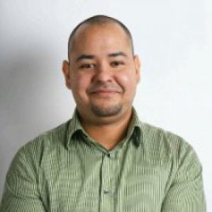 Portrait of Mario Paz, educator at West Hill CI